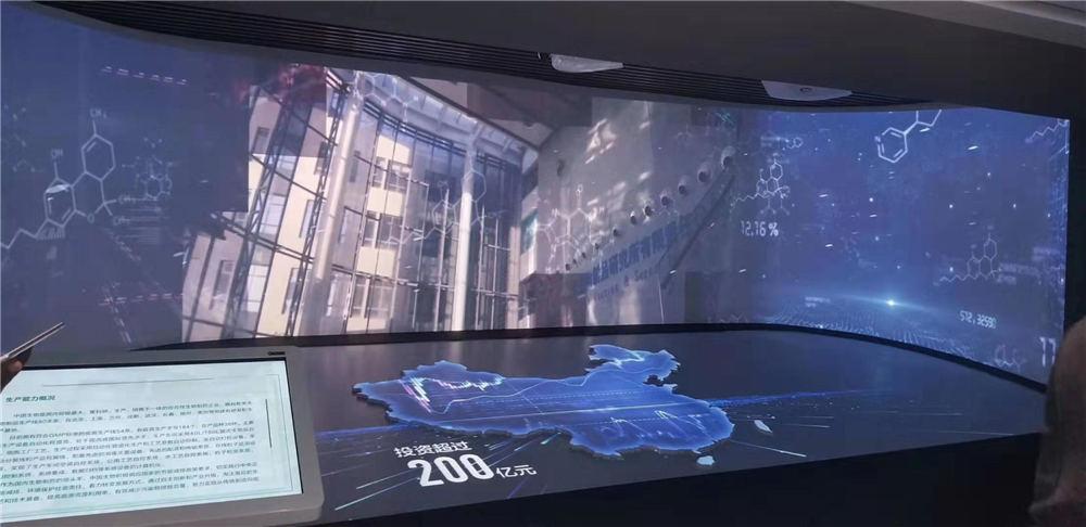 中国生物博物馆展柜