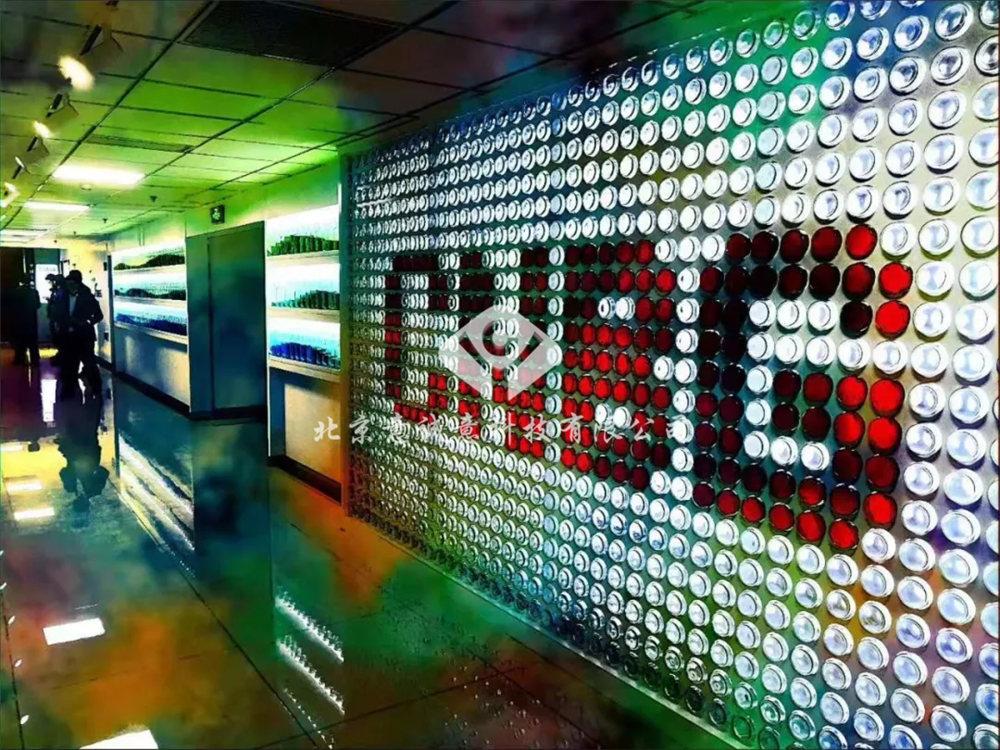 中国生物博物馆展厅设计