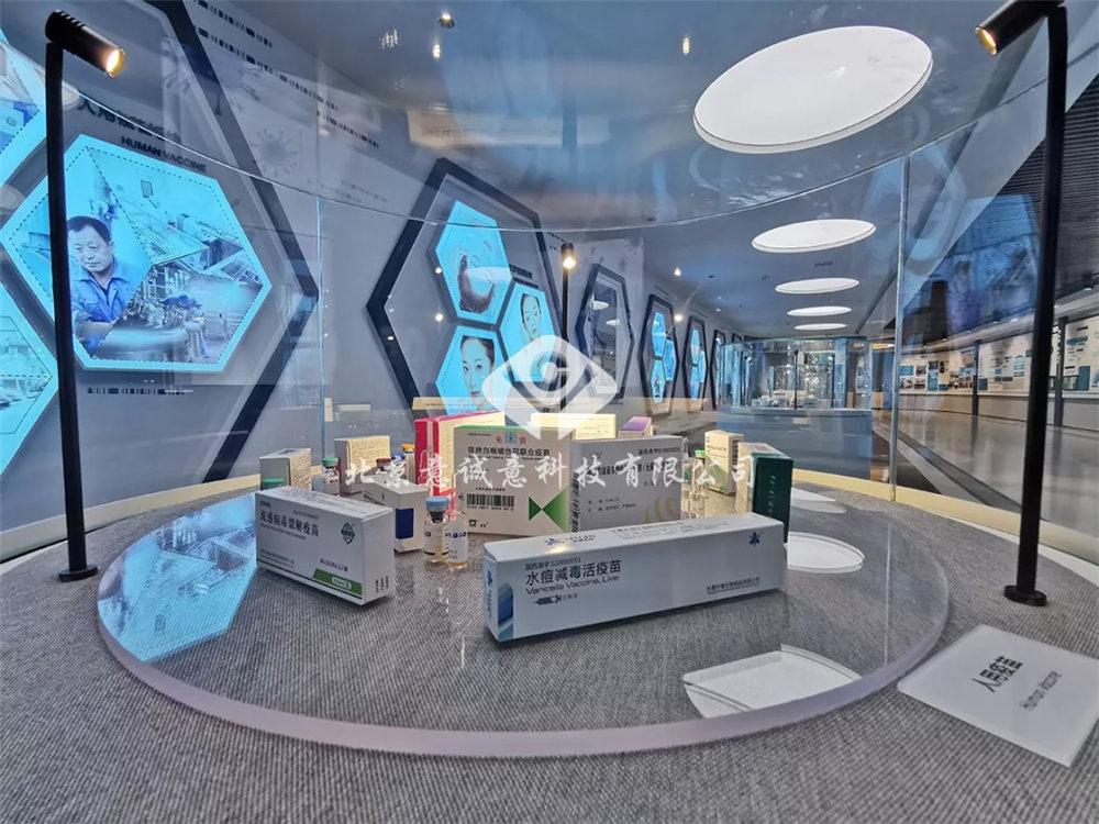 中国生物博物馆第二展厅