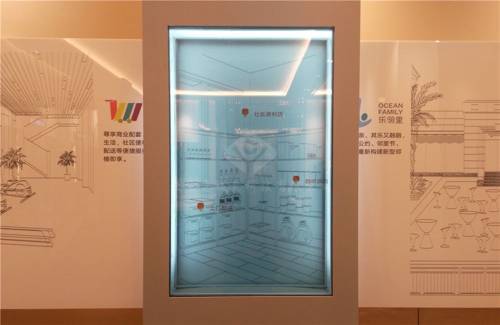 上海透明滑轨屏厂家